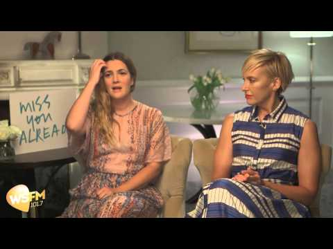 Drew Barrymore and Toni Collette with Jonesy & Amanda | WS FM101.7