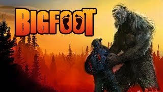 Hunting a Yeti, the Abominable Snowman (Bigfoot)