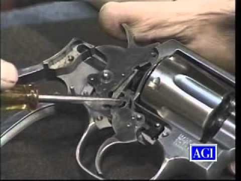 How To Do A SW Revolver Trigger Job AGI 333