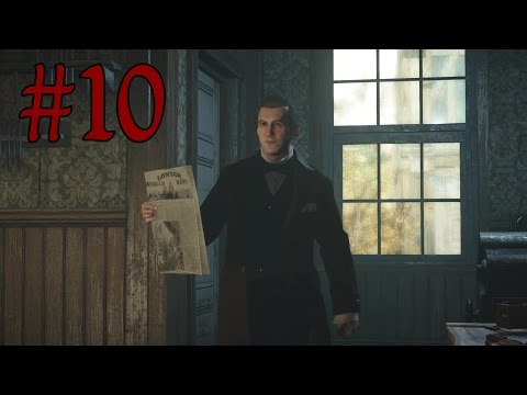 Assassin's Creed Syndicate Walkthrough - Cable News