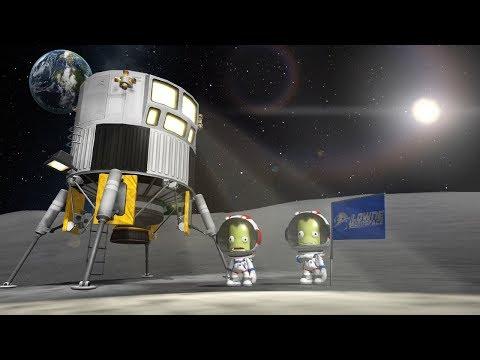 KSP: Apollo-style HOW TO DOCK Walkthrough!
