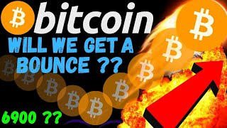 🌟 WILL BITCOIN BOUNCE SOON??🌟bitcoin litecoin price prediction, analysis, news, trading