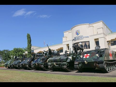 Philippine Army Mechanized Infantry Division History (MID 12th Year Activation Anniversary)