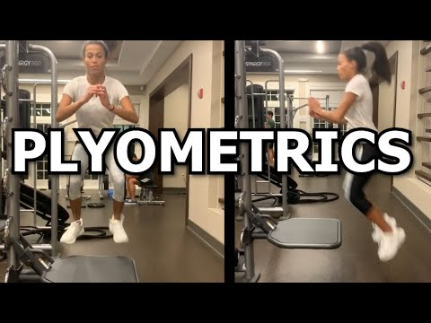 Running Exercises: How Plyometrics can help you RUN FASTER!