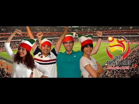 Hamrah Radio - Getting Ready to Support Iran's National Team in Brisbane