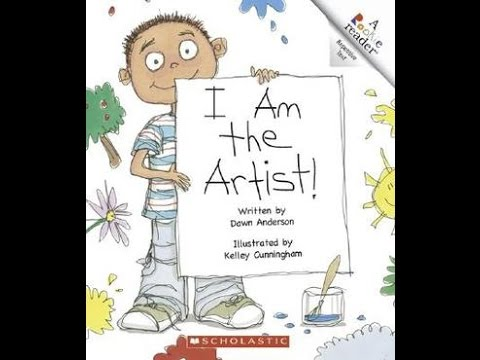 I Am The Artist  by Dawn Anderson