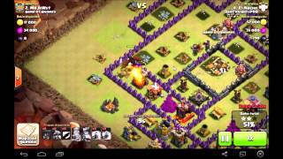 Fails en Clash Of Clans #2 | Los Montapuercos Rabiosos | Nacho in Clash