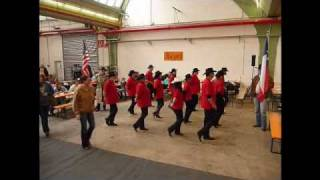 Canadian Stomp - Millfield-Dancer.de  - Messe Pferd Rhein Ruhr in Rheinberg - Pferde Messe