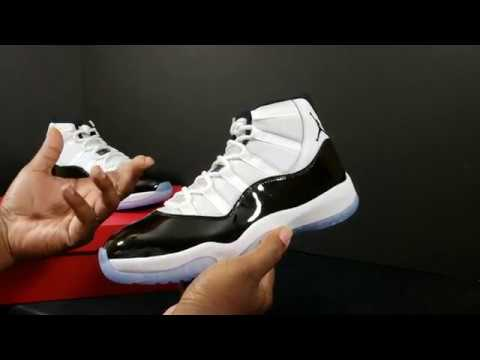 12ebef45a9b IN HAND LOOK  2018 AIR JORDAN RETRO 11