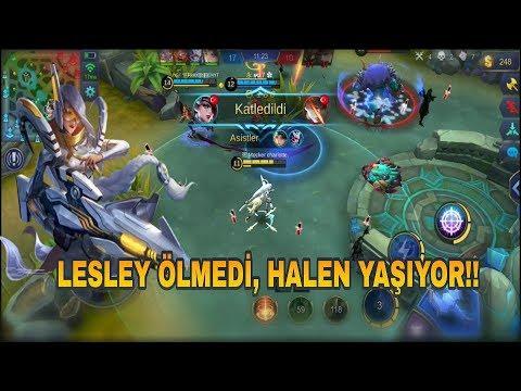 LESLEY ÖLMEDİ HALEN YAŞIYOR!! | Mocker | MOBİLE LEGENDS BANG BANG thumbnail