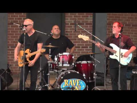 "City of Linden: Concert Series: ""Rave On"" Buddy Holly & Roy Orbinson Tribute Band 2015"