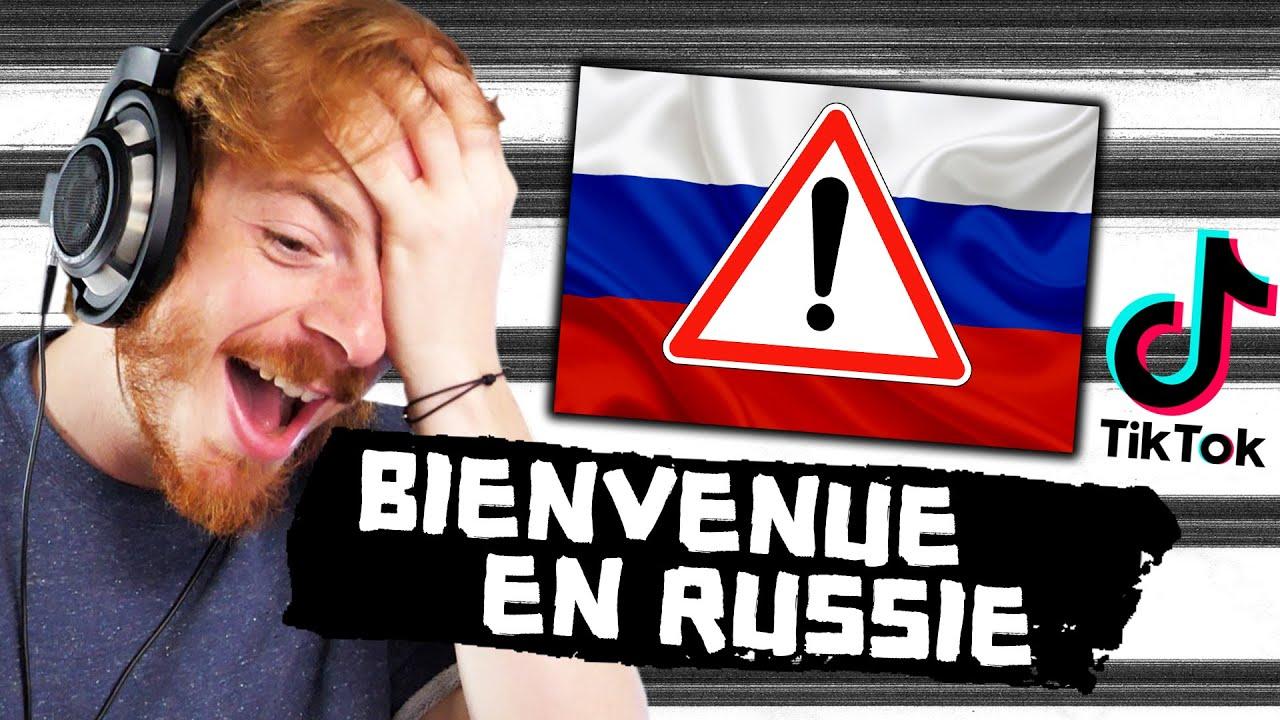 Download TIK TOK mais... EN RUSSIE (c'est un bordel)