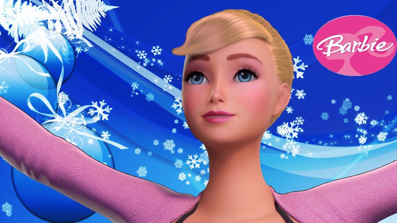 Barbie Christmas Dress Up Full Movie Video Game (Barbie's ...