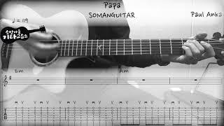 Papa - Paul Anka (Guitar Cover…