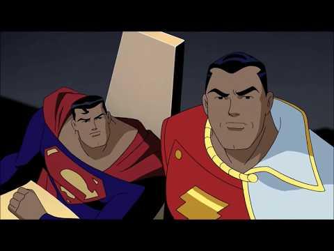 Justice League Clash -  Captain Marvel