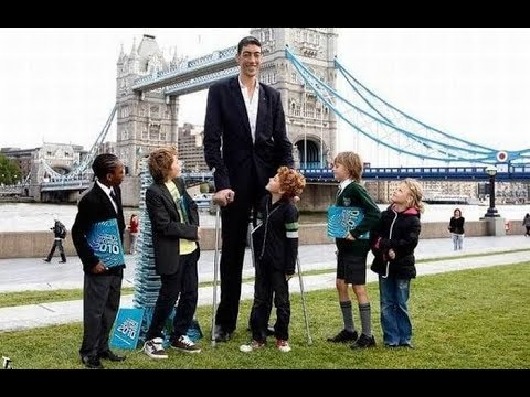 tallest man in the