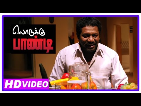 Lodukku Pandi Tamil Movie | Scenes | Karunas Tries To Sleep Inside The Studio