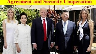 China and USA: Belt & Road Initiative Agreement and Security Cooperation