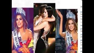Entrevista Ariadna Gutierrez Miss Colombia Fue Humillada en Miss Universo 2015
