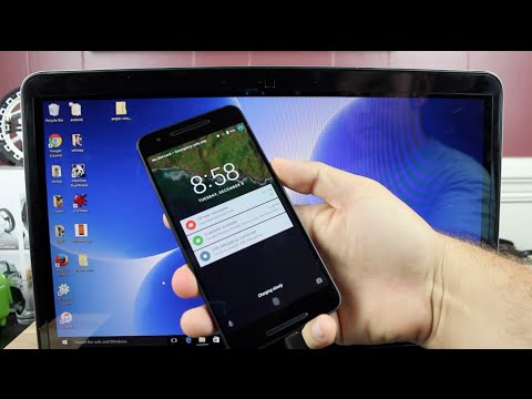 How To Install Official Android 6.0.1 Marshmallow Without Wiping Data!