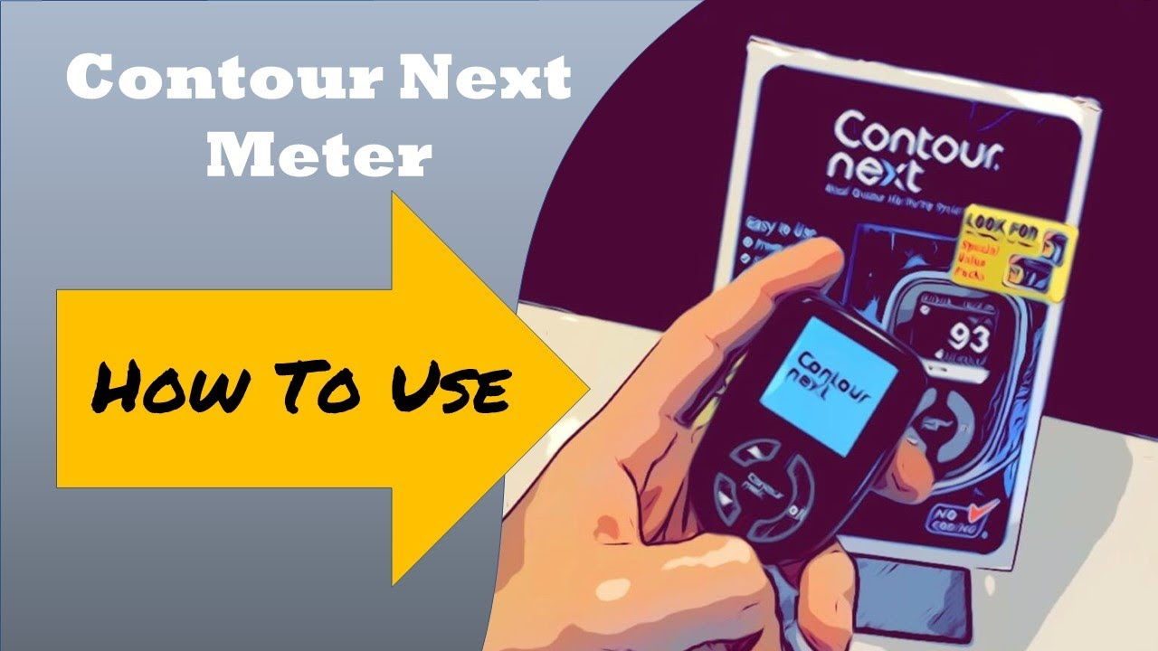 Contour Next Meter How to Use