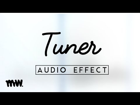 Tuner // Ableton Audio Effect