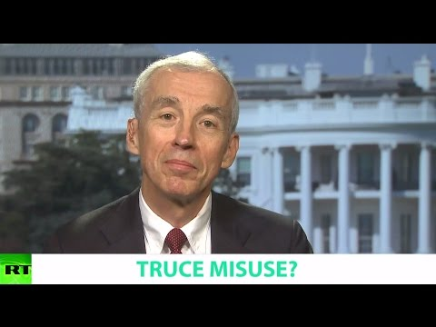 TRUCE MISUSE? Ft. Paul Pillar, Non-resident Senior Fellow at the Brookings Institution