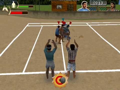 Desi Adda: Games Of India Gameplay Video (PS2, PSP)