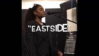 """EASTSIDE"" - Khalid, Halsey & Benny Blanco || AANYSA COVER"