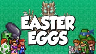 Easter Eggs in Terraria - Secrets and References - Easter Eggs With DPadGamer