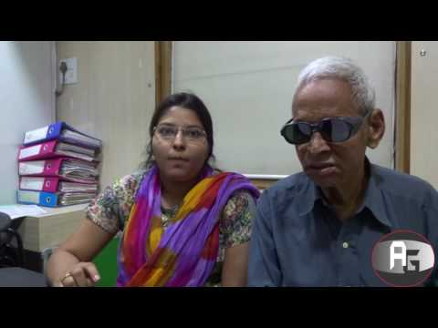 Jain Charitable Trust CHEATS Blind Man & his Daughter