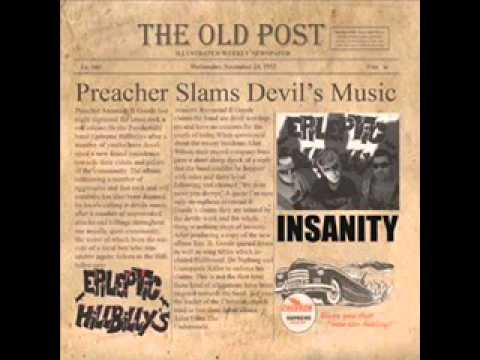 Epileptic Hillbilly's - Insanity