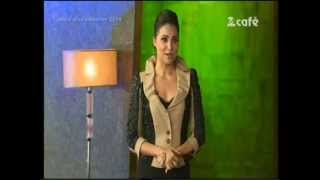 Zee Cafe - Dr Muffi at Miss Diva Universe 2014
