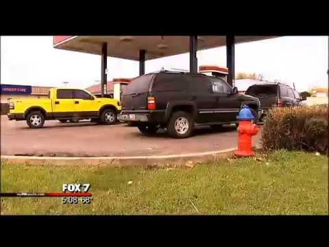Gas station price war in Round Rock