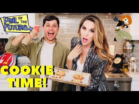 """back-to-the-phil-of-the-future-cookies-with-raviv-""""ricky""""-ullman!!!"""