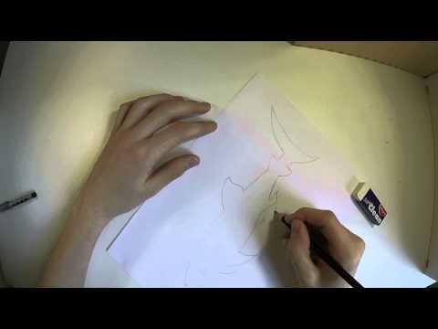 Dessin de requin video test youtube - Requin dessin ...