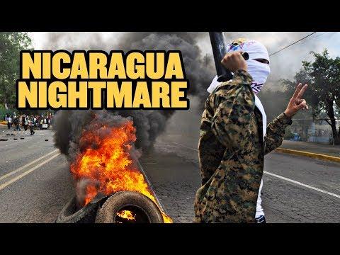 China's Hand In Nicaragua Nightmare