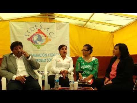 Diálogos con candidat@s en Magdalena Contreras