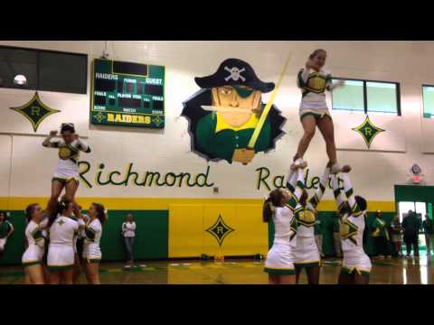 Homecoming 2014 - Richmond Senior High School NC