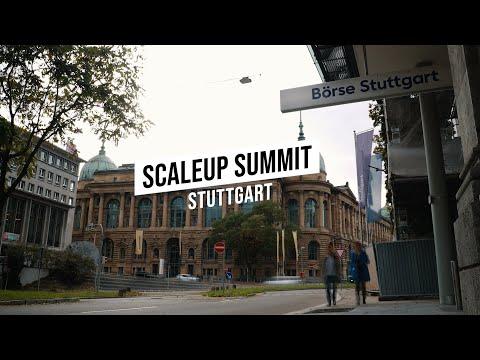 Scaleup Summits 2019   Stuttgart