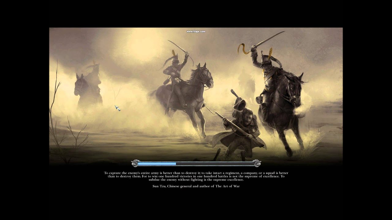 Quotes About War Great Quotes From Total War  Youtube