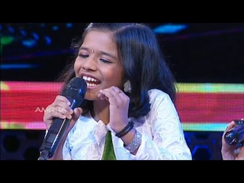 Super Star Junior- 5 | Epi - 70 | song by Sonica, Sharlet & Sreenandh | Sreyakutty as Guest