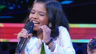 Super Star Junior 5 | Epi 70 | song by Sonica, Sharlet & Sreenandh | Sreyakutty as Guest