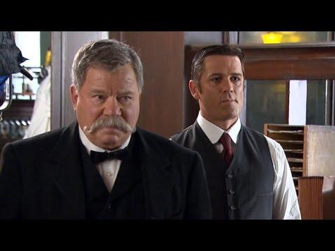 William Shatner jako Matk Twain
