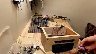 Как сделать колонку (усилитель звука ) из  кассетной магитолы(Ссылка на пиар http://vk.com/id218982979 Всем привет с вами канал FuDD FuLL сегодня с вам покажу как сделать усилитель звук..., 2015-12-01T08:05:00.000Z)