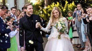 PewDiePie Weds Longtime Girlfriend Marzia Bisognin