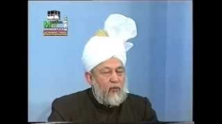 Friday Sermon 25 November 1994