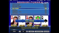 American Poker 2 online spielen