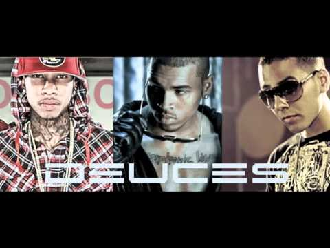 Chris Brown  Deuces  Remix Ft Tyga and Ace Kali
