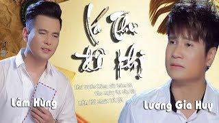 [Karaoke HD] Beat Chuẩn Ca Sĩ - Lá Thư Đô Thị - Lương GIa Huy ft Lâm Hùng